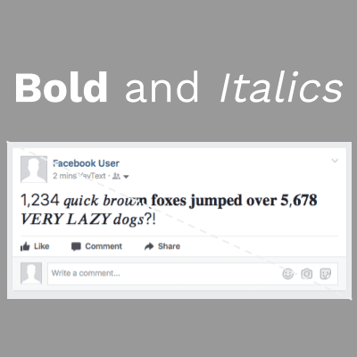 Bold And Italic Unicode Text Tool Нð¨ð¥ð Н''𝒏𝒅 Н'–𝑡𝑎𝑙𝑖𝑐𝑠 Facebook ads playbook by imt. yaytext